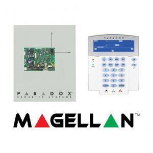PARADOX MAGELLAN vezeték nélküli riasztó