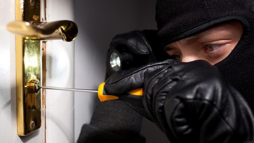 A mozgásérzékelős riasztó megvédi otthonát