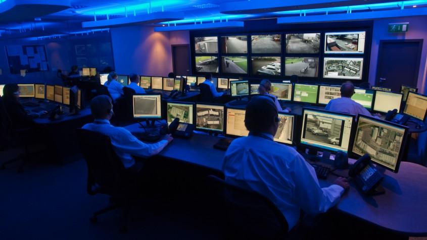 Biztonság érdekében megfigyelő rendszer