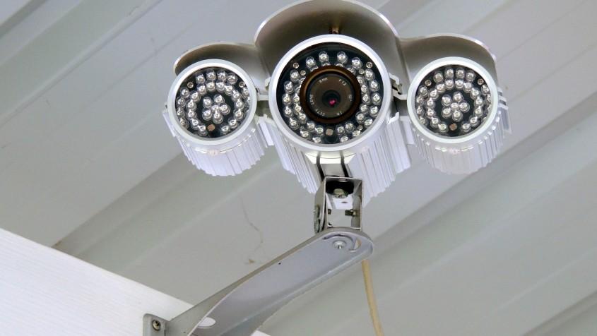 A megfigyelő kamera biztonságot nyújt
