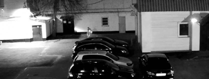 Tökéletes megfigyelés sötétben is infravörös kamerával