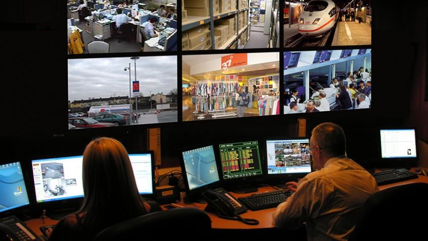 Kamerás megfigyelő rendszer