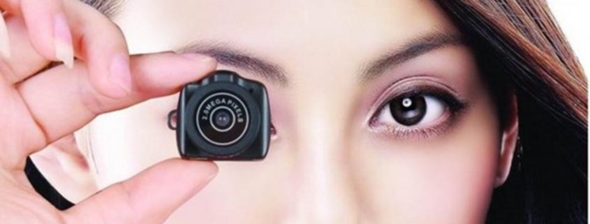 Rejtett kamera