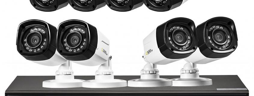 CCTV rendszer