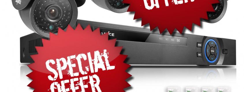 Kamera rendszer olcsón, szerelve, távoli betekintéssel elérhető