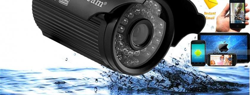 Vízálló kamera