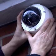 Dome kamera beltéri megfigyelés és kültéri térfigyelés