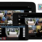 Digitális kamera modern videómegfigyelés otthonunkban