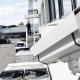 Biztonsági kamera rendszer védelem digitális felbontással