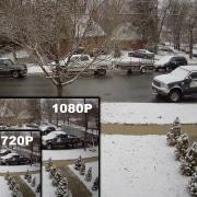 Kamera szett: nagy felbontású biztonsági megfigyelők