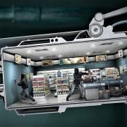 Panasonic kamera az intelligens otthon eszköze