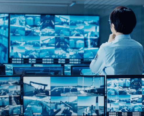 Térfigyelő kamera a közkedvelt biztonsági megoldás