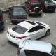 AHD kamerarendszer parkoló figyelés