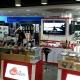 AHD kamerarendszer üzletben