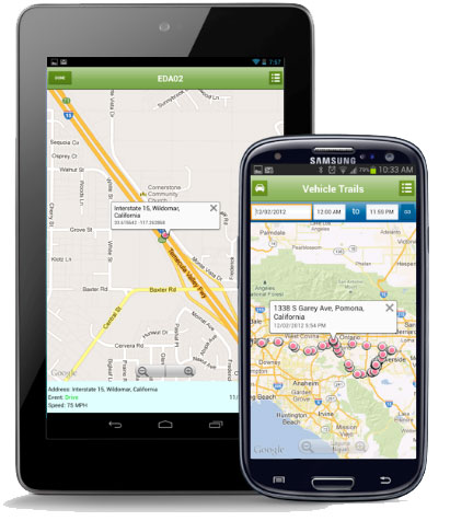 GPS MOBIL