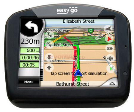 GPS PNA